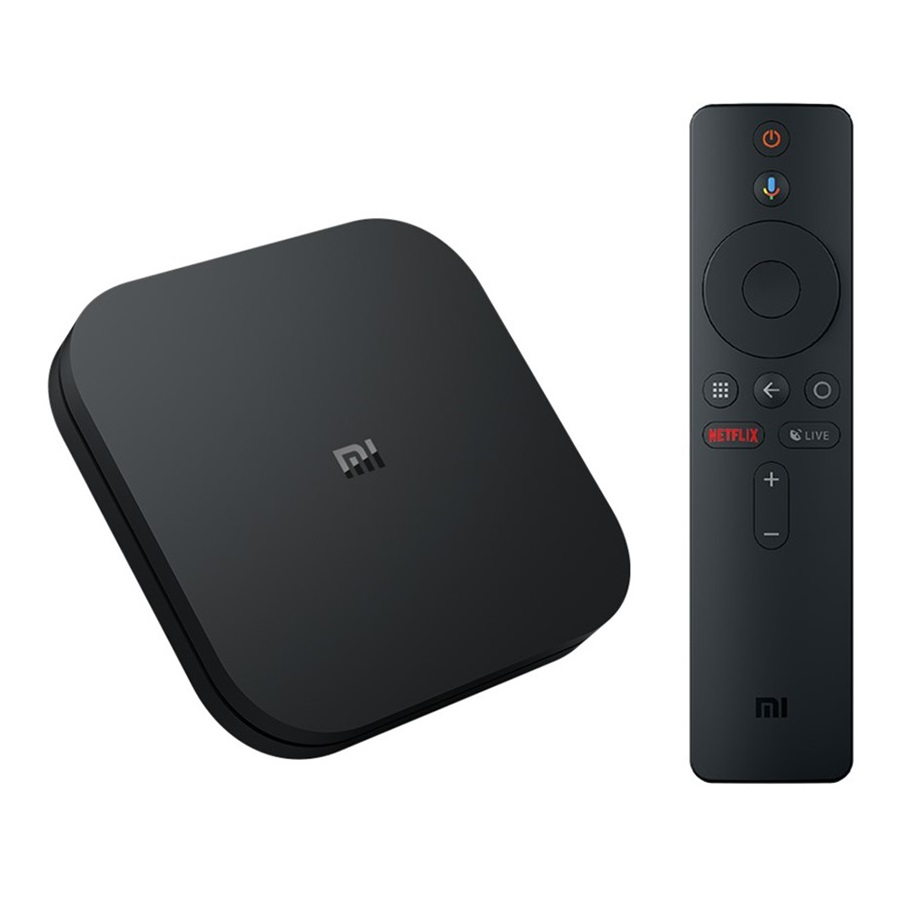 MI BOX S XIAOMI 4K ULTRA HD M19A