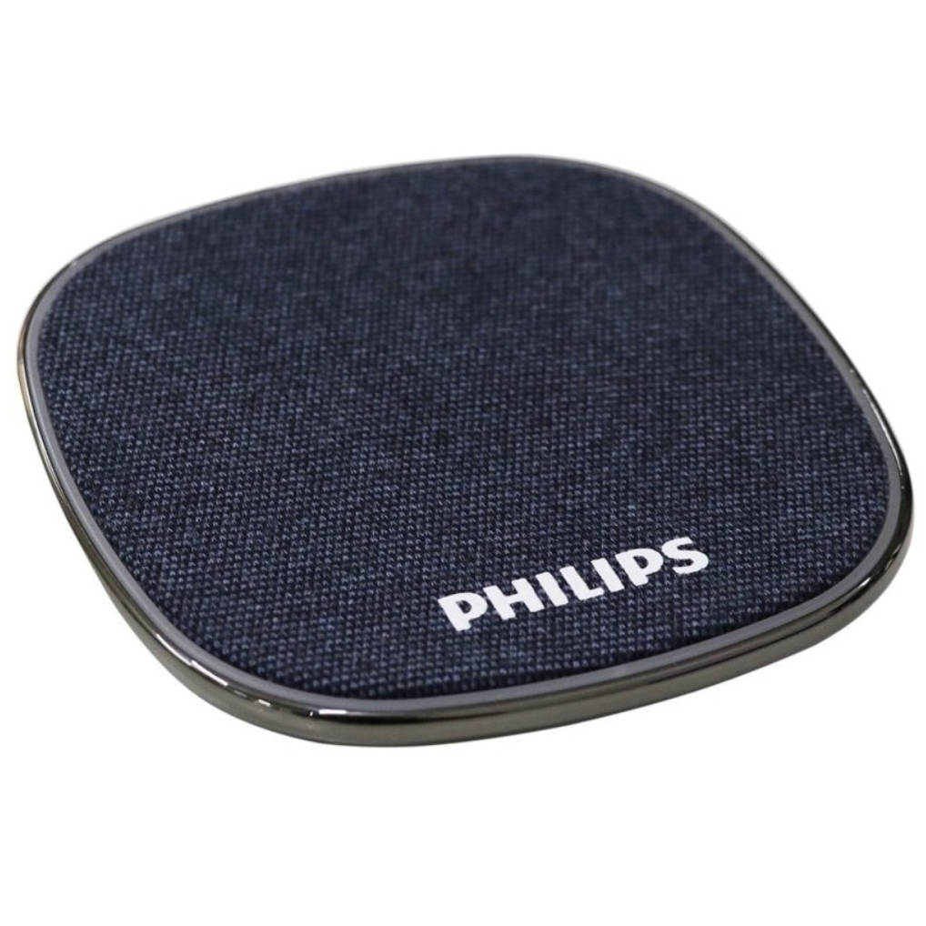 Cargador Inalámbrico Philips Carga Rápida iPhone Android