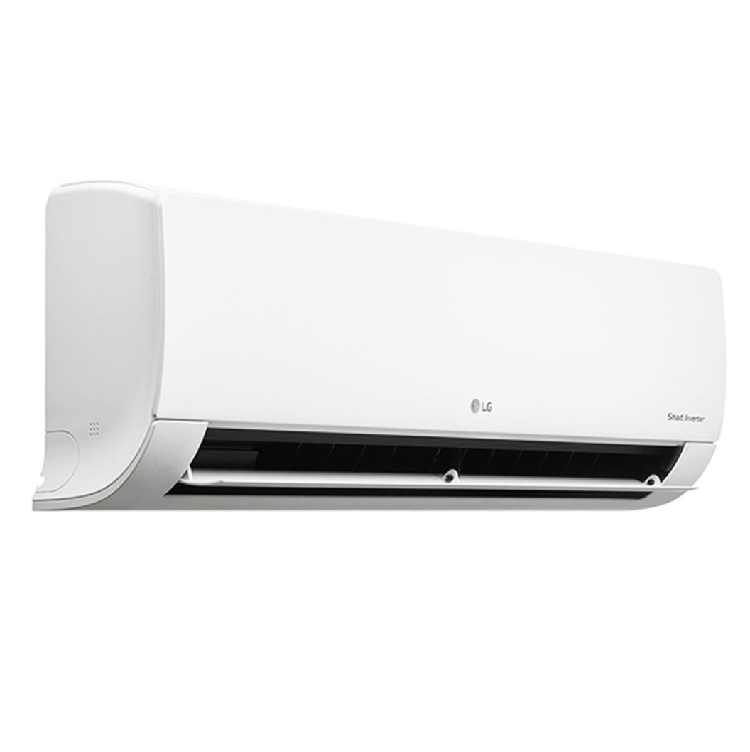 SMART INVERTER Aire Acondicionado LG Split 12.000 BTU, JetCool, JetDry, Filtro Antialérgias