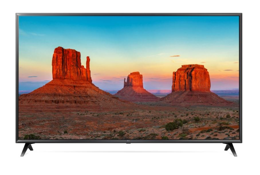 "Televisor LED 49"" y 55"" 4K SMART TV / MAGIC REMOTE / HDR ACTIVO."