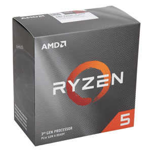 PROC. AMD Ryzen 5 AM4 3600 3.6Ghz 6 Core Cache L3 32MB BOX